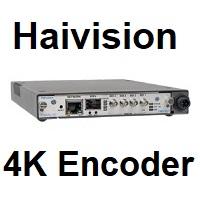 haivision 4k encoder
