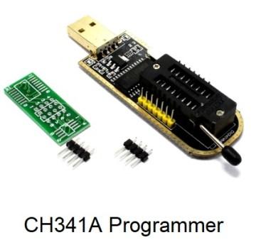 ch341a programmer black