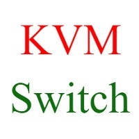 kvm switch for local channels headend