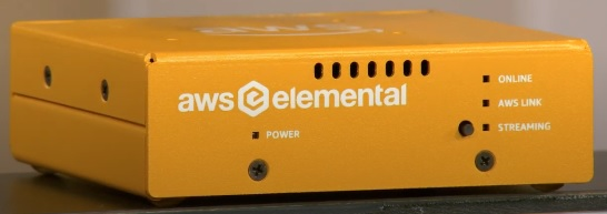 aws elemental link device front panel