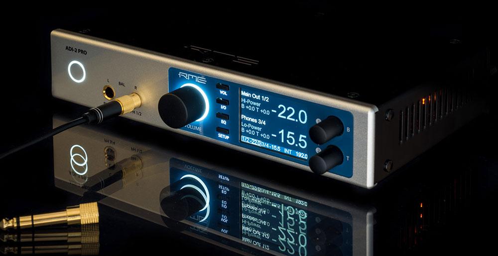 RME ADI2 Pro Review  Headfonicscom