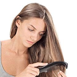 Маска для волос из касторового масла и димексида