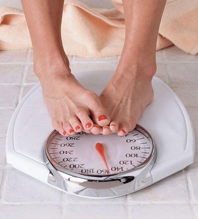 что делать когда при похудении встал вес