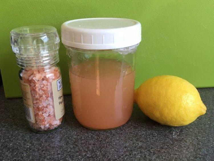 Лимонно-солевой раствор, который за считанные минуты избавит от мигрени