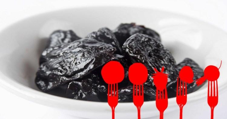 Чернослив как лучший глушитель голода: несколько плодов в день и лишний вес уйдет