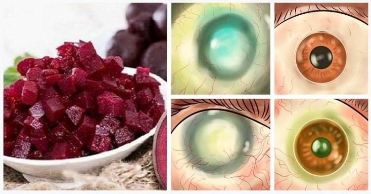 Комбинация из 3 продуктов очистит печень от жира и улучшит ваше зрение