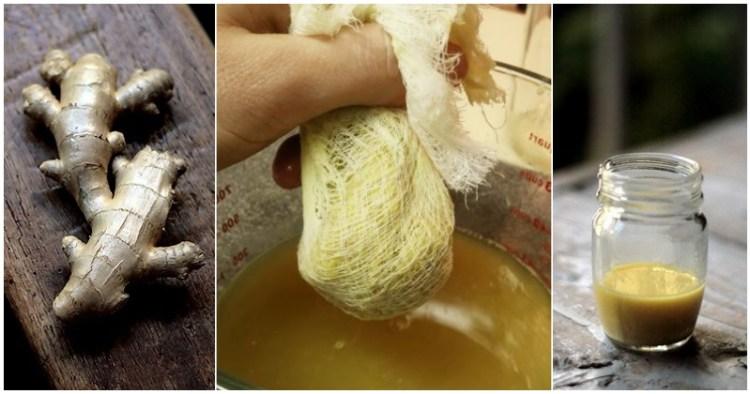 Панацея на корню: поразительные свойства имбирного сока для вашего здоровья