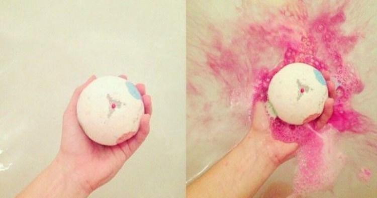 Натуральные «бомбочки» для ванн: простой рецепт увлажнения и заживления кожи всего тела