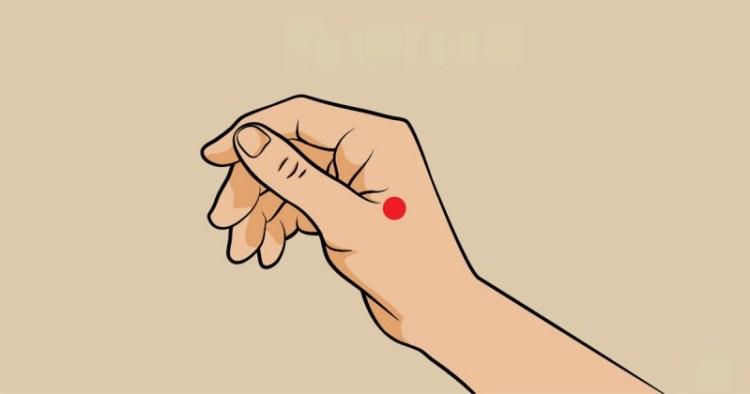 Массаж биологически активных точек против головной боли и без дорогих лекарств