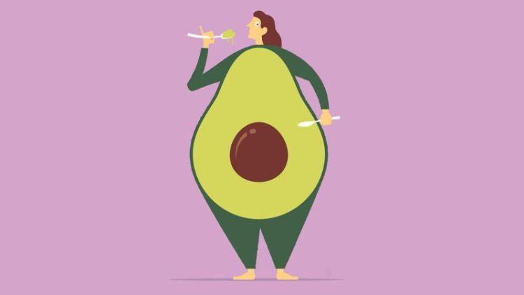 Жирные продукты, способствующие похудению и здоровью сердечно-сосудистой системы