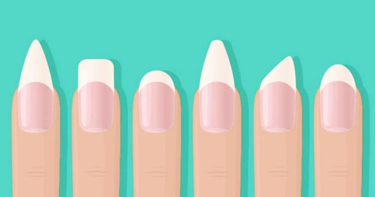 Вся правда на ногтях: как определить характер человека по форме ногтевых пластин