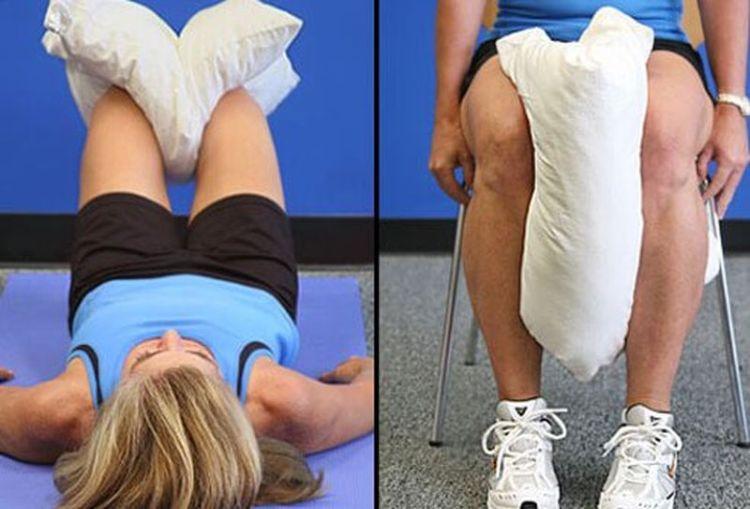 Лечим боль при артрите коленного сустава с помощью физических упражнений