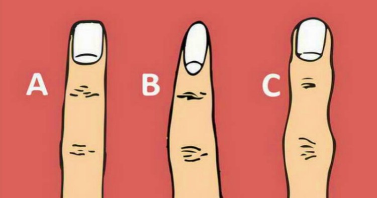 Форма среднего пальца может рассказать много чего интересного о вашем характере