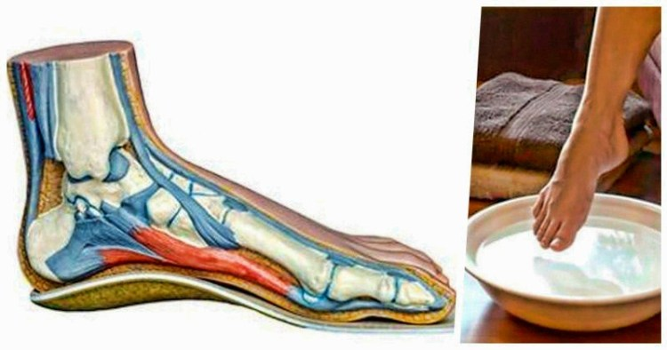 Хозяйственное мыло - отличное целительное средство, вытягивающее боль из ног