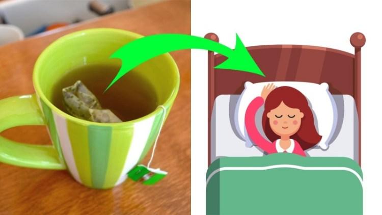 Чашка зеленого чая на ночь – действенное натуральное средство против бессонницы