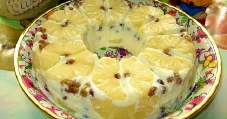 Вкуснятина для души: готовим легкий творожный десерт «Старая Рига»