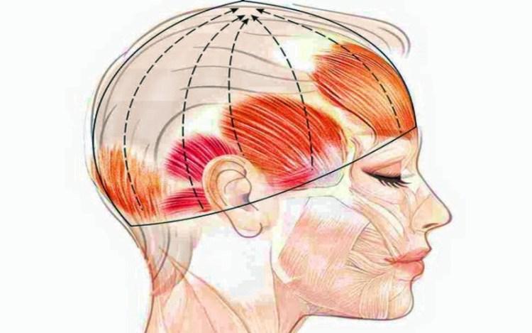Скальпель не нужен: уникальное упражнение «шлем» поможет провести подтяжку лица дома