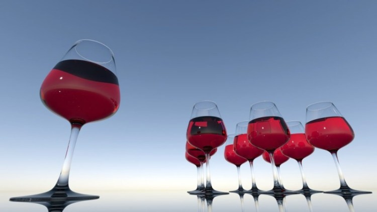 Ученые выяснили, сколько бокалов вина за один раз полезно для сердца
