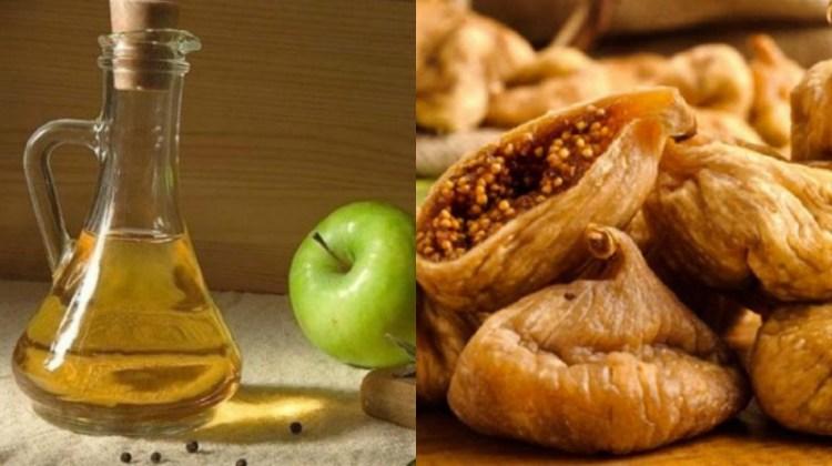 Худеем с помощью простого народного средства: поможетинжир и яблочный уксус