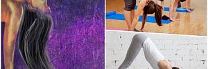 Выпадение волос помогут остановить 7 упражнений йоги (асаны и пранаямы)