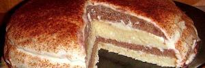 Восхитительный торт на кефире: вкусный рецепт простого лакомства