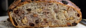 Вкусный рецепт полезного и питательного хлеба на закваске из яблок