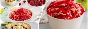 Салат Щетка: 5 рецептов самого натурального похудения и очищения кишечника