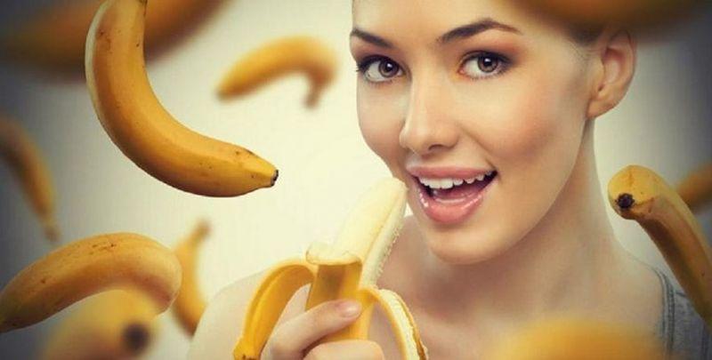 Кожура банана для лица от прыщей