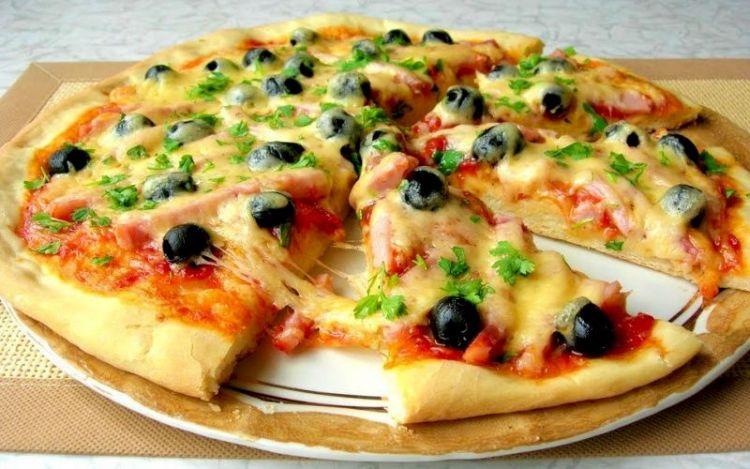 Домашняя пицца своими руками: божественный вкус и аромат, который нельзя забыть