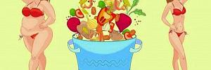 Как похудеть, не чувствуя голод: 9 продуктов-жиросжигателей в борьбе за идеальный вес