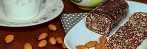 Без муки и выпечки: оригинальное шоколадное печенье для худеющих сладкоежек