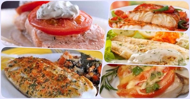 5 изысканных рецептов рыбы для вашего ужина