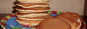 Как заменить хлеб пышными панкейками: вкусный рецепт хлебной альтернативы