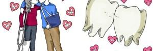Поцелуи не только удовольствие: 8 полезных свойств поцелуев для здоровья человека
