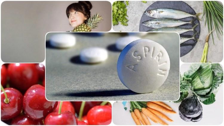 Лучше, чем аспирин: 9 продуктов питания, снимающие боль и уменьшающие воспаление