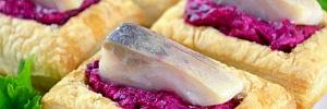 Ленивая селедка под шубой: быстрая закуска к праздничному столу