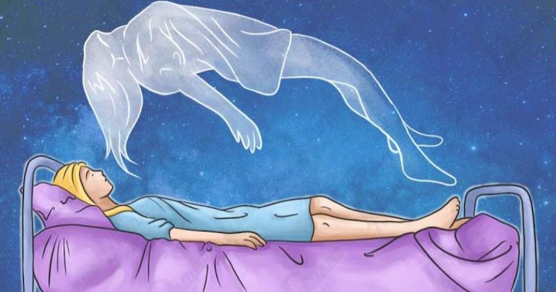 Остановка дыхания и ложное пробуждение: 9 необычных явлений, которые могут случиться с человеком во сне