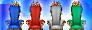 Какой трон вам по душе: забавный тест определит, в каком деле вы король