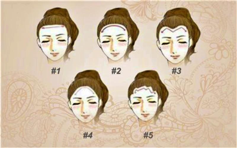 Что линия роста волос расскажет о вашем характере