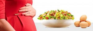 Самые полезные продукты для беременных женщин