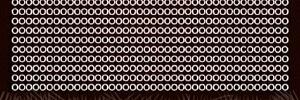 """Тест на внимательность к мелочам: сможете ли вы за 1 минуту обнаружить букву """"С"""""""