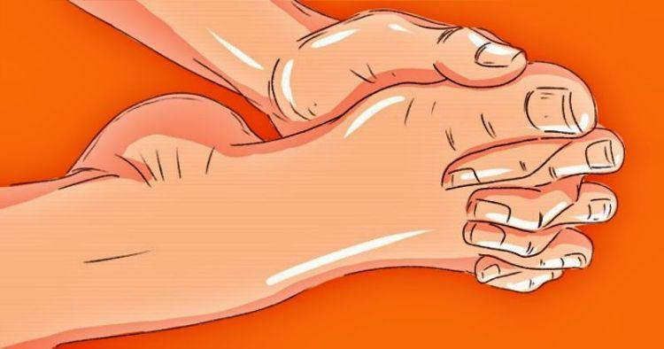 Упражнение от тибетских лам, чтобы сохранить здоровье ваших ног