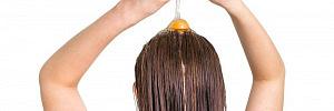 Не забывайте о яйцах, если хотите иметь роскошные волосы