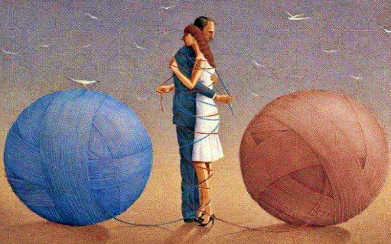 Как отличить настоящую любовь от простой привязанности