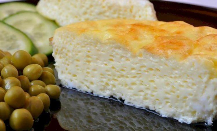 Омлет как в детском саду: простой рецепт любимого блюда