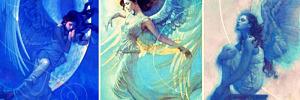 Выберите ангела и узнайте, доволен ли вами дух-хранитель