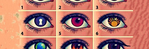 Выберите глаз, чтобы узнать правду, как к вам относятся люди