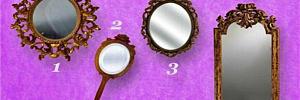 Выберите зеркало и получите самый важный совет дня