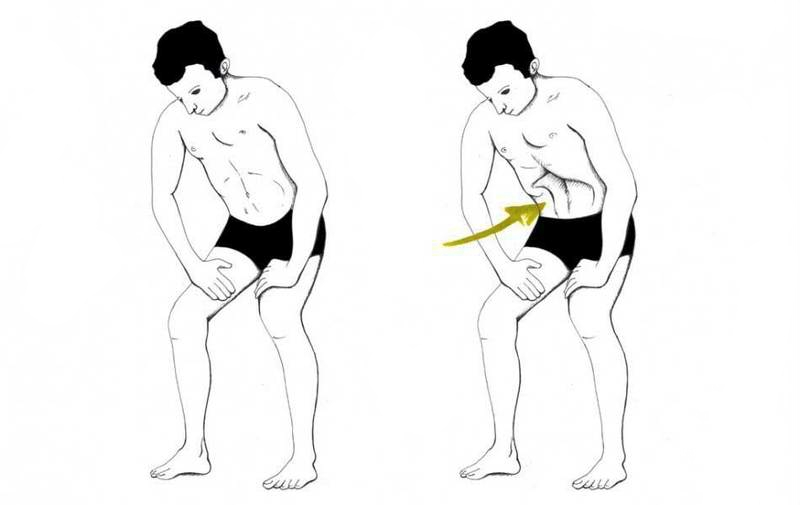 Как правильно выполнять втягивание, чтобы уменьшить живот и очистить организм