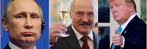 Нескромный анекдот про Трампа, Путина и Лукашенко, от которого тихо хихикают уже 3 страны